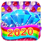 Diamonds Crush 2020 – jewel collect & blast (Mod) 8.2.0000