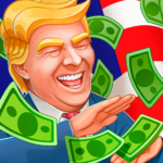 Donald's Empire: idle game (Mod)   1.1.5