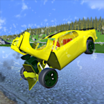 Extreme Crash Car Driving (Mod) 1.045