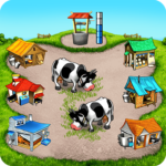 Farm Frenzy Free: Time management game (Mod) 1.2.84