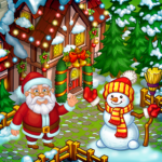 Farm Snow: Happy Christmas Story With Toys &   Santa (Mod)    1.72