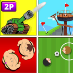 Fun2 – 2 Player Games (Mod)   1.3.6