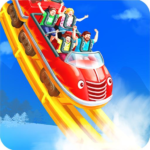 Funscapes: A Theme Park Game with Match 3 Puzzle (Mod) 0.1.55