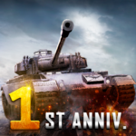 Furious Tank: War of Worlds_1st Anniversary (Mod)     1.9.2