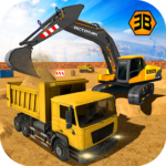 Heavy Excavator Crane – City Construction Sim 2017 (Mod) 1.0.9