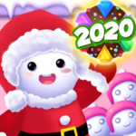 Ice Crush 2020 -A Jewels Puzzle Matching Adventure (Mod) 3.4.9