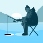 Ice fishing games for free. Fisherman simulator. (Mod) 1.41