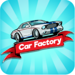 Idle Car Factory: Car Builder, Tycoon Games 2020🚓 (Mod) 12.6.1