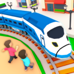 Idle Sightseeing Train – Game of Train Transport (Mod)   1.1.2