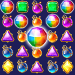 Jewel Castle™ – Classical Match 3 Puzzles (Mod) 1.5.6