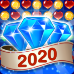 Jewel & Gem Blast – Match 3 Puzzle Game (Mod)  2.3.1