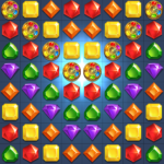 Jewels Pharaoh : Match 3 Puzzle (Mod) 1.1.5