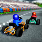 Kart Rush Racing – 3D Online Rival World Tour (Mod) 13