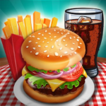 Kitchen Craze: Madness of Free Cooking Games City (Mod  )2.0.8