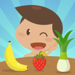 Learn fruits and vegetables – games for kids (Mod)   1.4.8
