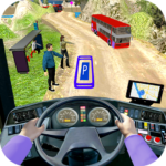 Modern Bus Drive 3D Parking new Games-FFG Bus Game (Mod)   2.52