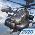 Modern War Choppers: Wargame Shooter PvP Warfare (Mod)   0.0.5