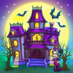 Monster Farm: Happy Ghost Village & Witch Mansion (Mod) 1.47