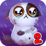 My Cat Mimitos 2 – Virtual pet with Minigames (Mod)  1.6.10