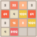 Number Puzzle:  2048 Puzzle Game (Mod) 2.5