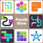 Puzzle Glow : Brain Puzzle Game Collection (Mod) 2.1.31