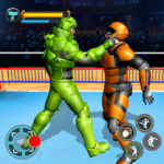 Real Robot Ring Fighting  2020 (Mod) 1.0.46
