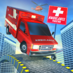Roof Jumping Ambulance Simulator – Rooftop Stunts (Mod)