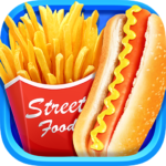 Street Food  – Make Hot Dog & French Fries (Mod)    1.6