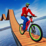 Stunt Bicycle Impossible Tracks: Free Cycle Games (Mod)   15