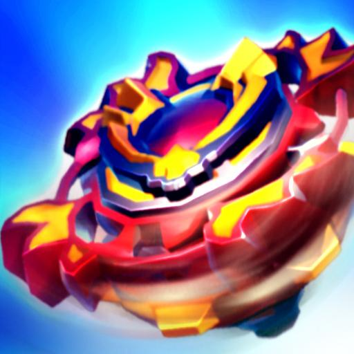Super God Blade : Spin the Ultimate Top! (Mod) 1.67.13