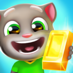 Talking Tom Gold Run (Mod) 4.4.1.638