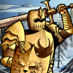 The Paladin's Story: Melee & Text RPG (Offline) (Mod)