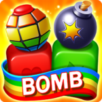 Toy Bomb: Blast & Match Toy Cubes Puzzle Game (Mod) 6.50.5052