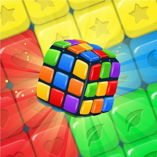 Toy Park: Match3 Puzzle, Blast Crush Toon Cubes (Mod   1.1.2