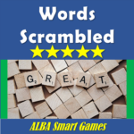 Word Scramble Game,addictive word games free (Mod)  7.3