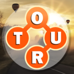 Word Travel:World Trip with Free Crossword Puzzle (Mod)  3.71