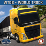 World Truck Driving Simulator (Mod) 1,162