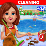 Big Home Cleanup and Wash : House Cleaning Game (Mod) 2.0.7