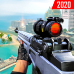 City Sniper Gun Shooter : Sniper Shooting Games (Mod) 3.8
