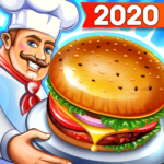 Cooking Mania Master Chef – Lets Cook (Mod) 1.30