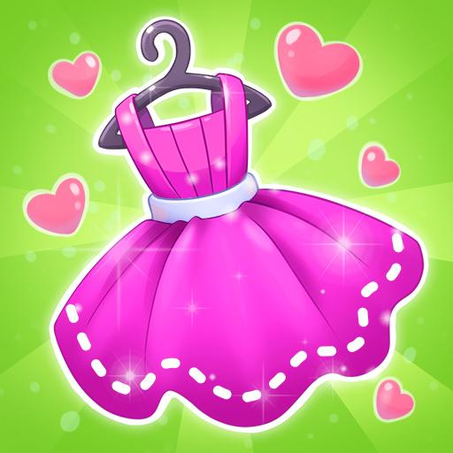 Fashion Dress up games for girls. Sewing clothes (Mod) 3.1.9