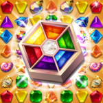 Jewels Fantasy : Quest Temple Match 3 Puzzle (Mod) 1.9.1