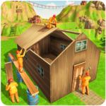 Jungle Hut Construction House- Building & Crafting (Mod) 1.0.3