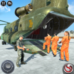 OffRoad US Army Helicopter Prisoner Transport Game (Mod) 2.3
