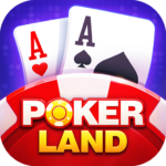 Poker Land – Free Texas Holdem Online Card Game (Mod) 2.9.8