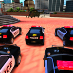 Police Car Driving in City (Mod) 400