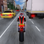 Race the Traffic Moto (Mod) 1.1.0