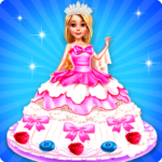 Wedding Doll Cake Decorating (Mod) 3.0