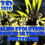 Alien Evolution : Power Ultimate 10 Protector (Mod) 4.c
