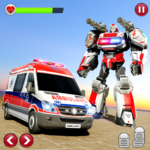 Ambulance Robot Transformation-Doctor Robot Rescue (Mod) 1.0.8